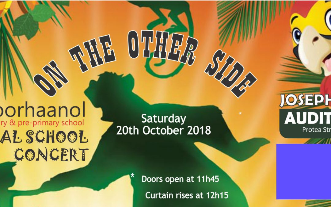 On the Other Side – Boorhaanol Annual School Concert