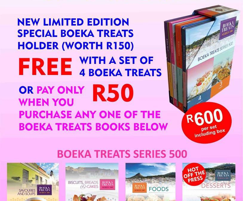 BOEKA TREATS SERIES 500 – EXPO SPECIAL