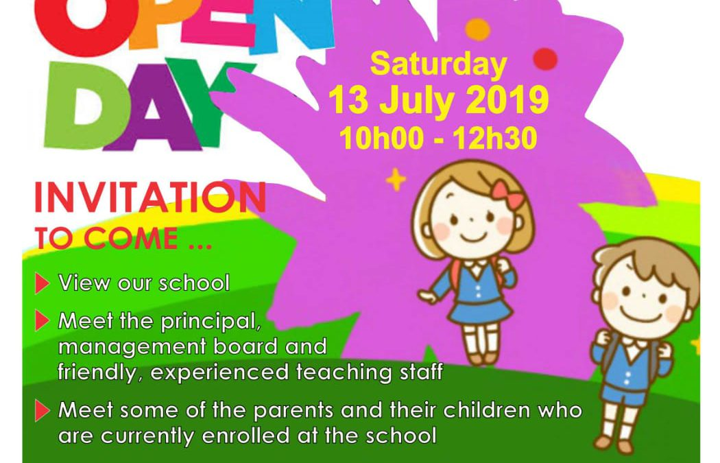 Boorhaanol Open Day – 13 July