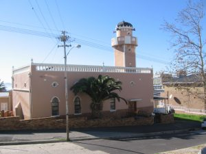 Nurul Huda Mosque