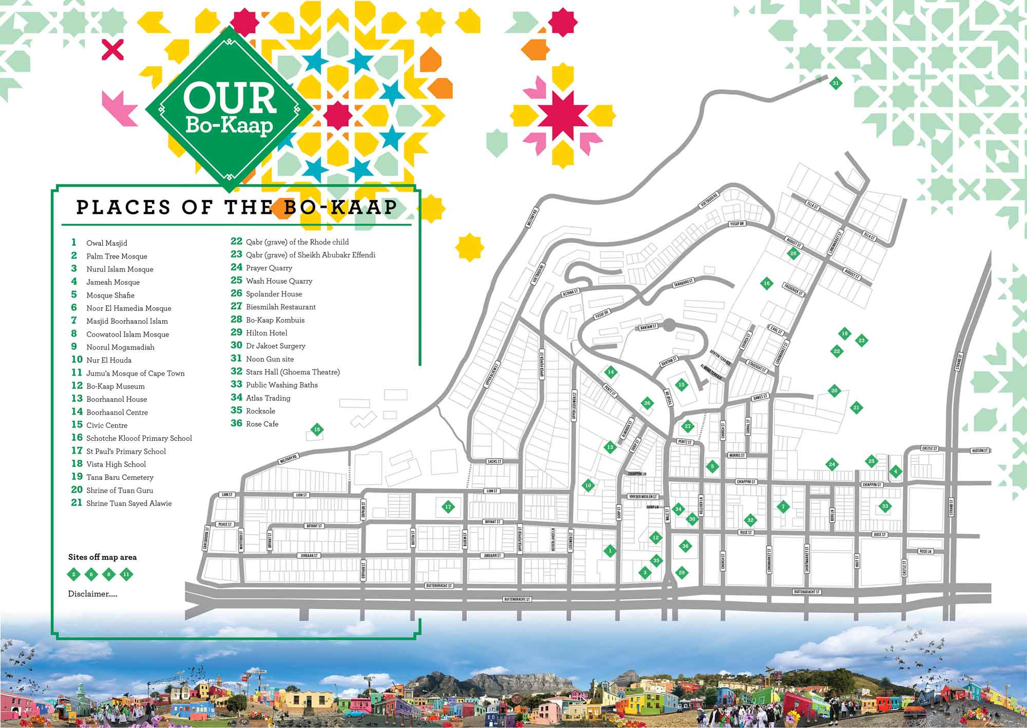 Places of the Bo-Kaap