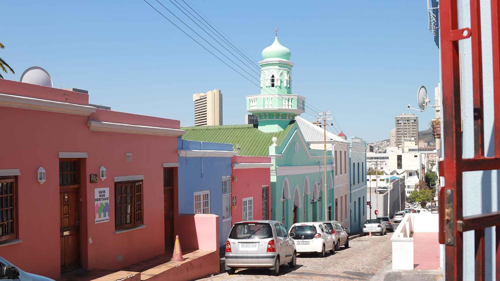 Boorhaanol Mosque